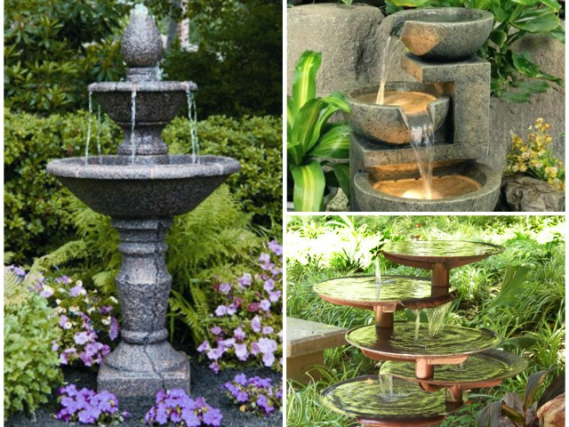 How to set up your fountain