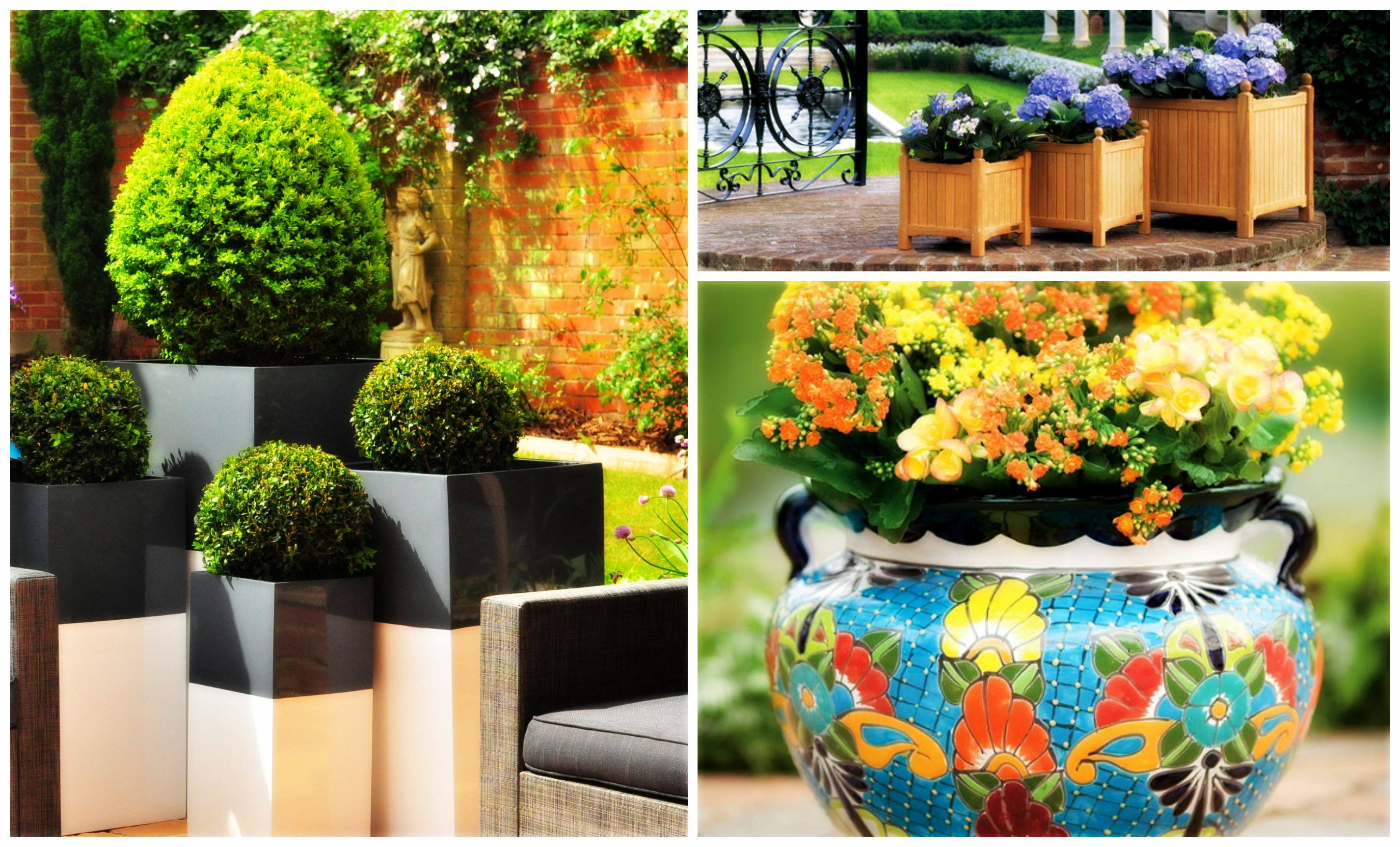 essential décor accessories for taking your garden to the next, Garden idea