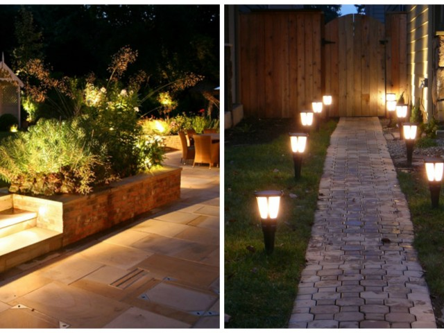 How to illuminate your garden properly