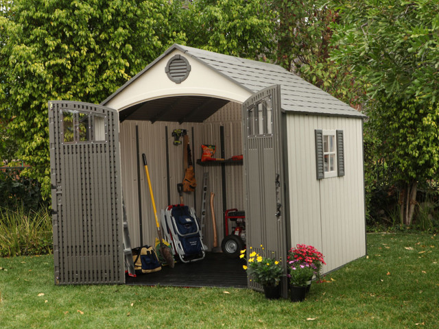 Garden Shed – Organization and Functionality