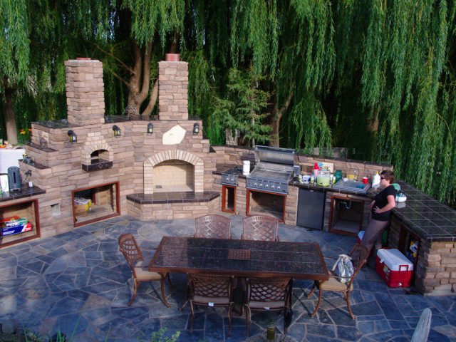 Outdoor Kitchen: Living the al Fresco Dream