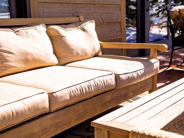 Several Inspiring Ideas for Garden Pallet Furniture