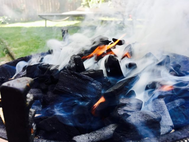How to avoid barbecue fires